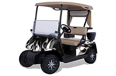 AMR Racing Fits: Ezgo Golf Cart Graphic Kit (1996-2010) Tribal ... on amazon garden carts, amazon scooters, amazon beach carts,