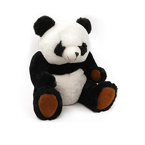 NEO- Peluche Termico Animal Panda Relleno Natural de Semillas para Microondas Bebe y Niños Terapeutico