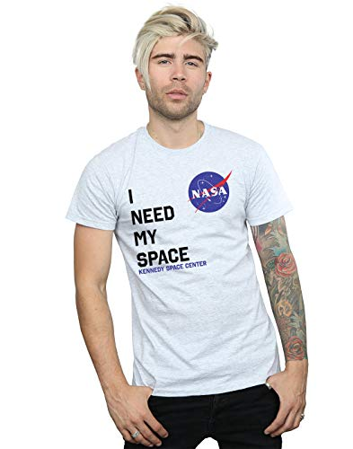 Absolute Cult NASA Hombre I Need My Space Camiseta