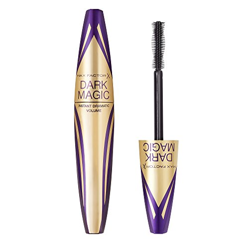 Max Factor Dark Magic Mascara Black, 10 ml