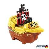 Vtech 80-509704 TUT Baby Badewelt-Piratenschiff
