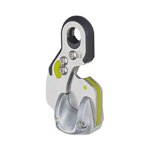 EDELRID Topper Grau, Kletterzubehör, Größe One Size - Farbe Silver