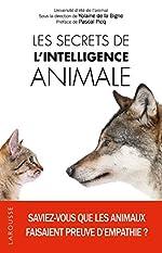Les secrets de l'intelligence animale d'Yolaine de La Bigne