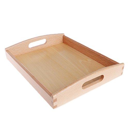 Montessori Material Holz Punktzahl Puppe Kid Pädagogisches Spielzeug Für Vorschule Lernen