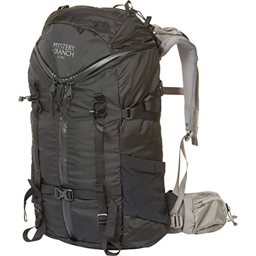 MYSTERY RANCH Scree 32 Backpack - Mid-Size Technical Daypack, Black, LG/XL