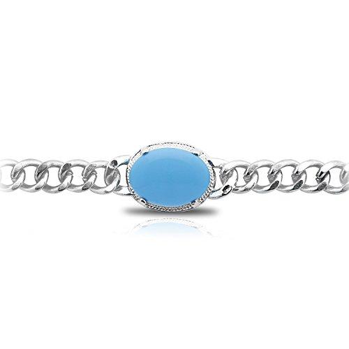 JDX Bracelet Salman Khan Firoza Style Bracelet for Mens