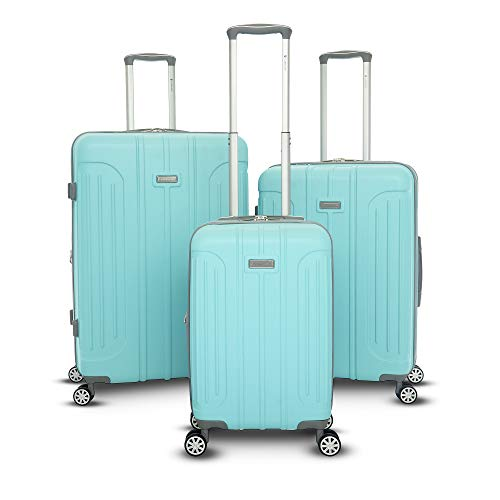 Gabbiano Viva Collection 3 Piece Hardside Expandable...
