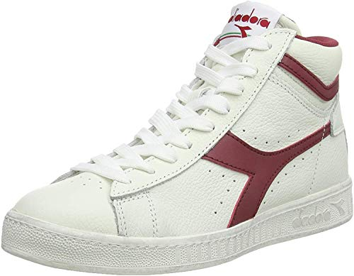 Diadora - Sneakers Game L High Waxed per Uomo e Donna (EU 42)
