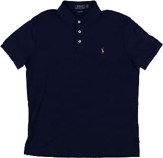 Mens Custom Fit Short Sleeves Polo Shirt