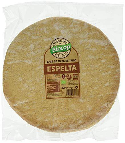 Biocop Pizza Espelta Dos Bases Biocop 300 G 100 g