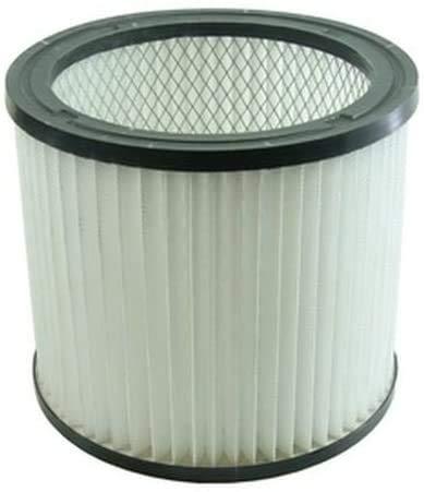 Filtro redondo adecuado para FAM Aquavac, lavable