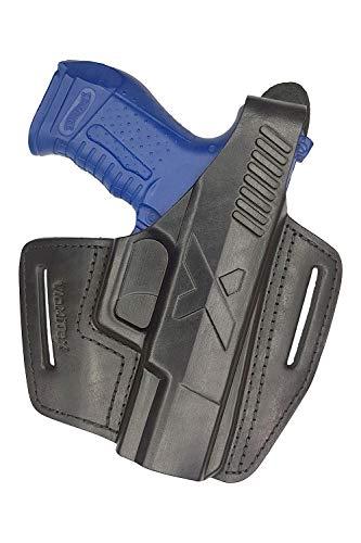 VlaMiTex B5 Pistolera para Walther P99, 100% Cuero
