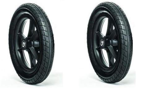 Rear Wheel Set for Baby Jogger City Select Stroller (Set of 2)