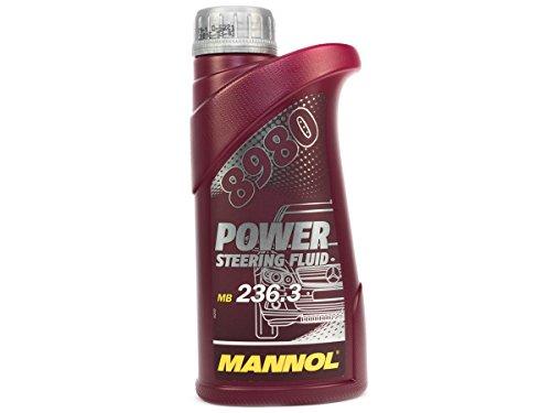 MANNOL Power Steering Fluid Hydraulik Flüssigkeit MB 236.3 500ml 8980