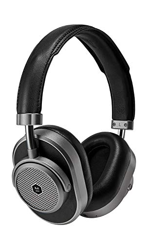 MASTER & DYNAMIC Master & Dynamic MW65 Active Noise-Cancelling (Anc) Wireless Headphones –...