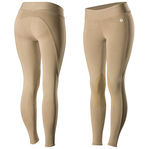 Horze Spirit Womens Knee Patch A...
