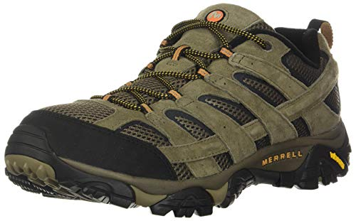 Merrell Men's Moab 2 Vent Hiking Shoe, Walnut, 10 M US