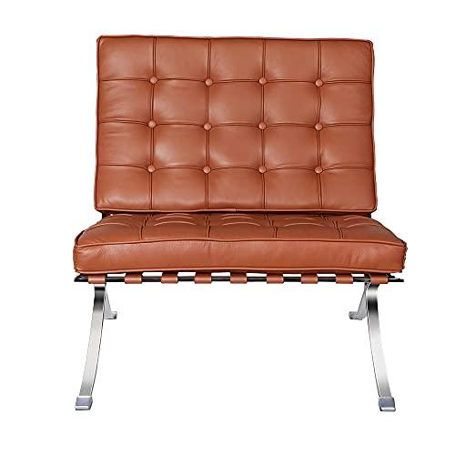 Klappbare rotbraune Stühle (Stühle und Pedale) sowie Bequeme Liegestühle können im Wohnzimmer, Schlafzimmer, Garten und Büro verwendet Werden.oein