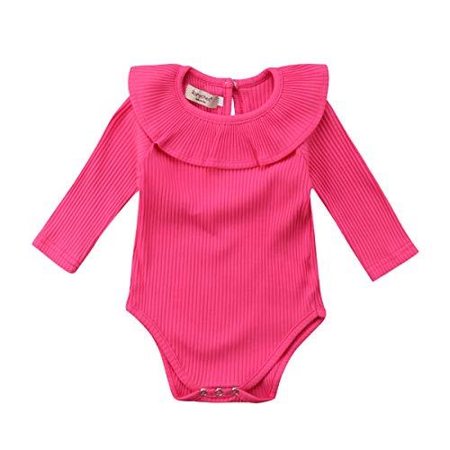 Herfst Baby Meisje Rompers Prinses Pasgeboren Baby Kleding voor 0-2Y Meisjes Lange Mouw Jumpsuit Kids Baby Outfits