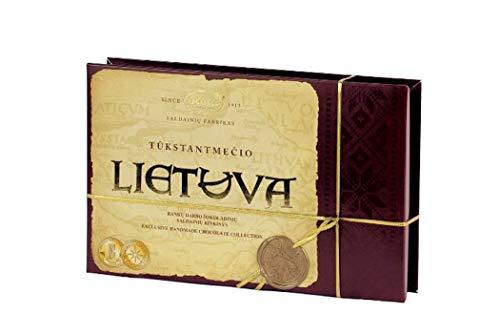 RхTA Süßigkeiten-Set Millennium Litauen, 160 g, 2 Stück