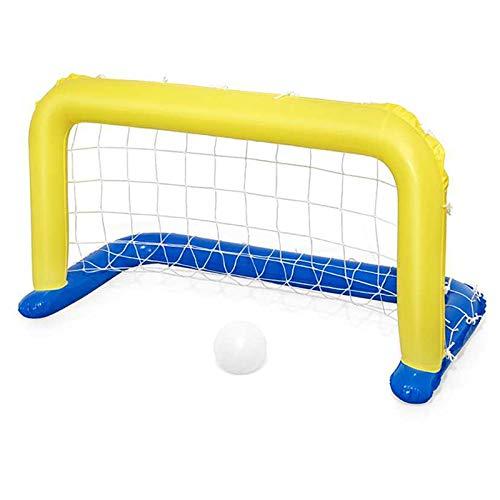 Sangda - Porta gonfiabile per pallamano, per bambini, genitori, bambini, pallavolo, per piscina, gonfiabile