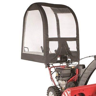 Snow Blower Cab 2 Stage for Troy Bilt Cub Cadet Craftsman Yard Machines Ariens Toro Brute Husqvarna Joh Deere MTD 390-674-000 390-674-100 390-674-400 39674 OEM-390-674 OEM-390-674-000 OEM-390-675