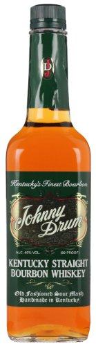 Johnny Drum Green Label Whiskey (1 x 0.7 l)