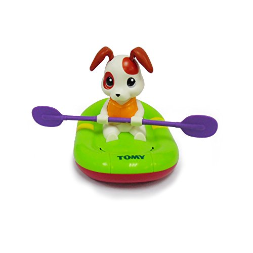 TOMY - E72424 - Mon Toutou Paddle - Multicolore