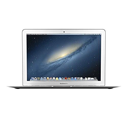 Apple MacBook Air 13.3-Inch Laptop MD760LL/B - 4 GB RAM, 128 GB SSD, 1.4 GHz Intel i5 Dual Core Processor (, Good Condition)(Renewed)