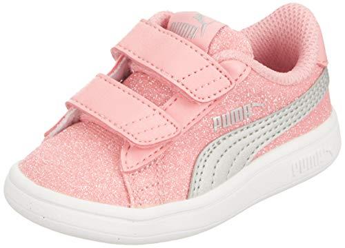 puma vikky platform glitz jr sneakers basses fille