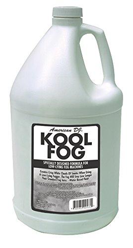 ADJ Products Rapid Dissipate fog fluid for Mister Kool II