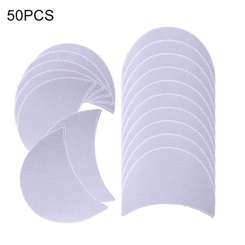 Allbesta 20pcs/50pcs/100pcs Disposable Shields Lidschatten Under Eye Patches Protector Stickers Pads Makeup Application