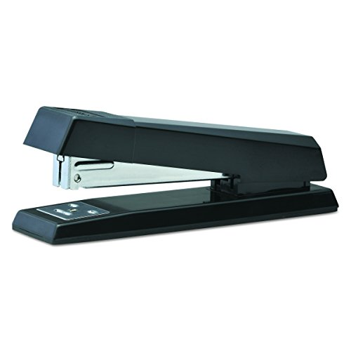 Bostitch No-Jam Premium Desktop Stapler, Full-Strip, Black (B660-BLACK)