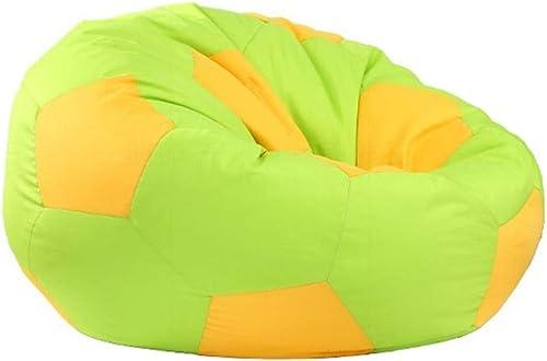 mejor reputación Sillón Puf con Pelota de fútbol Big Big Big Joe Bean Bag Chair Colors (Color   verde, tamaño   100cm)  tienda de ventas outlet