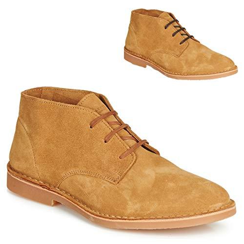 SELECTED HOMME Herren Chukka Boots Sand 42