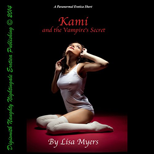Kami and The Vampire's Secret cover art