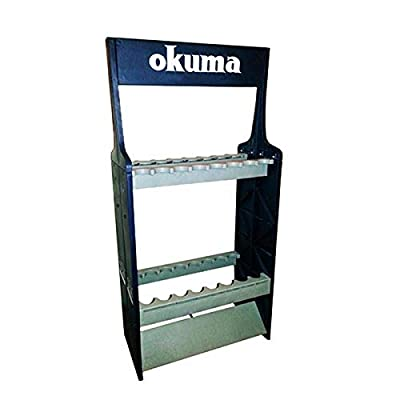 Okuma Expandable ABS Rod Rack