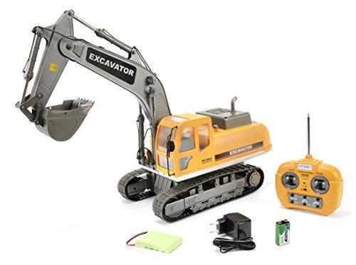 Carson 500907190 - Excavadora de Radio...