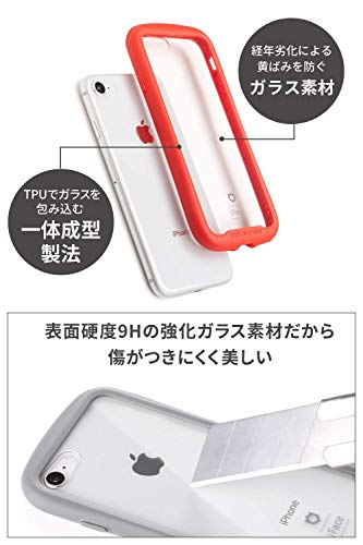 iFaceReflectioniPhone12/12Proケースクリア強化ガラスiPhone20206.1インチ[ブラック]