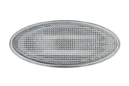 Alkar 3103493 Réversible, feu lateral, sans porte-lampe, blanc