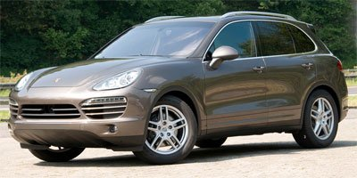 2012 Porsche Cayenne, All Wheel Drive 4-Door Manual Transmission ...