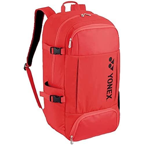 YONEX Backpack L Zaino Rosso - Nero
