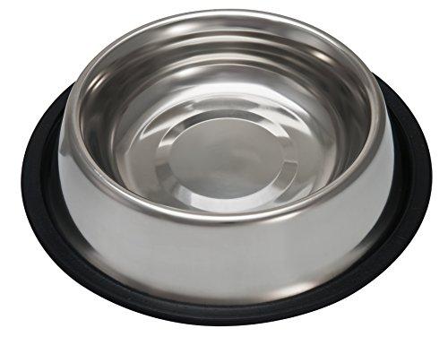 Loving Pets Standard No-Tip Dog Bowl, 16-Ounce