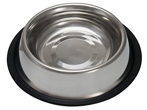 Loving Pets Standard No-Tip Dog Bowl, 32-Ounce