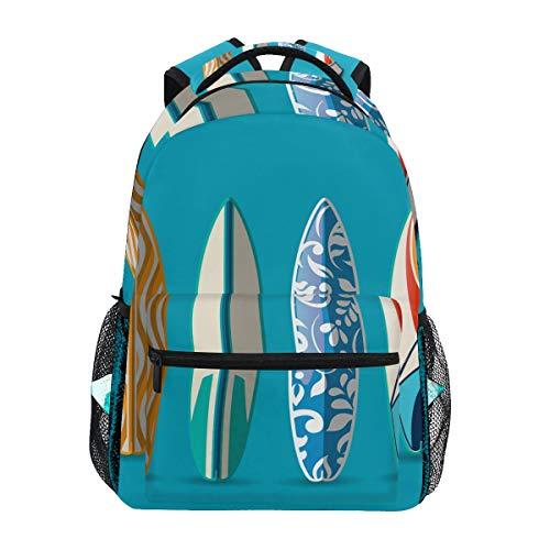 Blauer Schlittschuh Schulter Student Rucksacks Bookbags Kinderrucksack Büchertasche Rucksäcke für Teen Mädchen Jungs