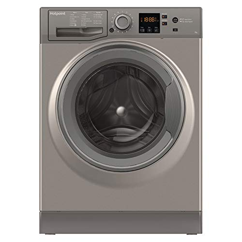 Hotpoint NSWF743UGG Graphite 7kg Washing Machine