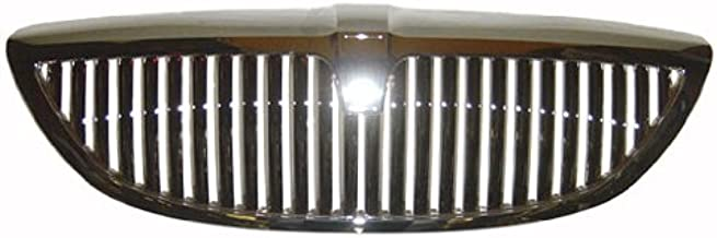 OE Replacement Lincoln Town Car Grille Assembly (Partslink Number FO1200403)