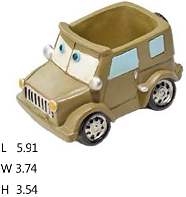 Amazon.com: Ogrmar - Maceta para el coche, diseño retro ...