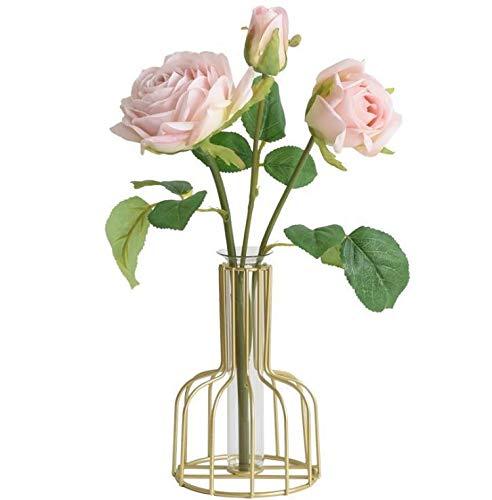 Chytaii Vase aus transparentem Glas mit...