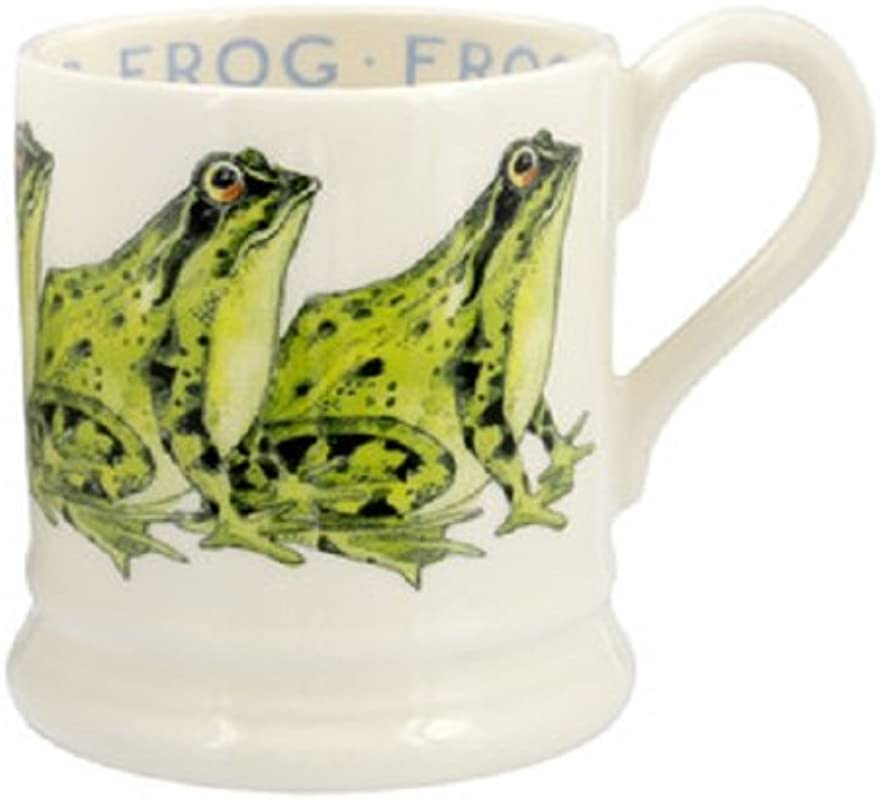 EMMA BRIDGEWATER POTTERY NEW HALF PINT MUG Frog
